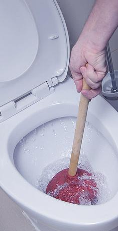 Débouchage toilettes et WC