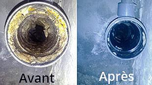Entretien des canalisations - Services